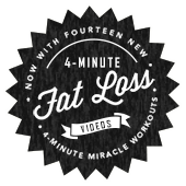 4 Minute Fat Loss - Now with Fourteen New Workouts